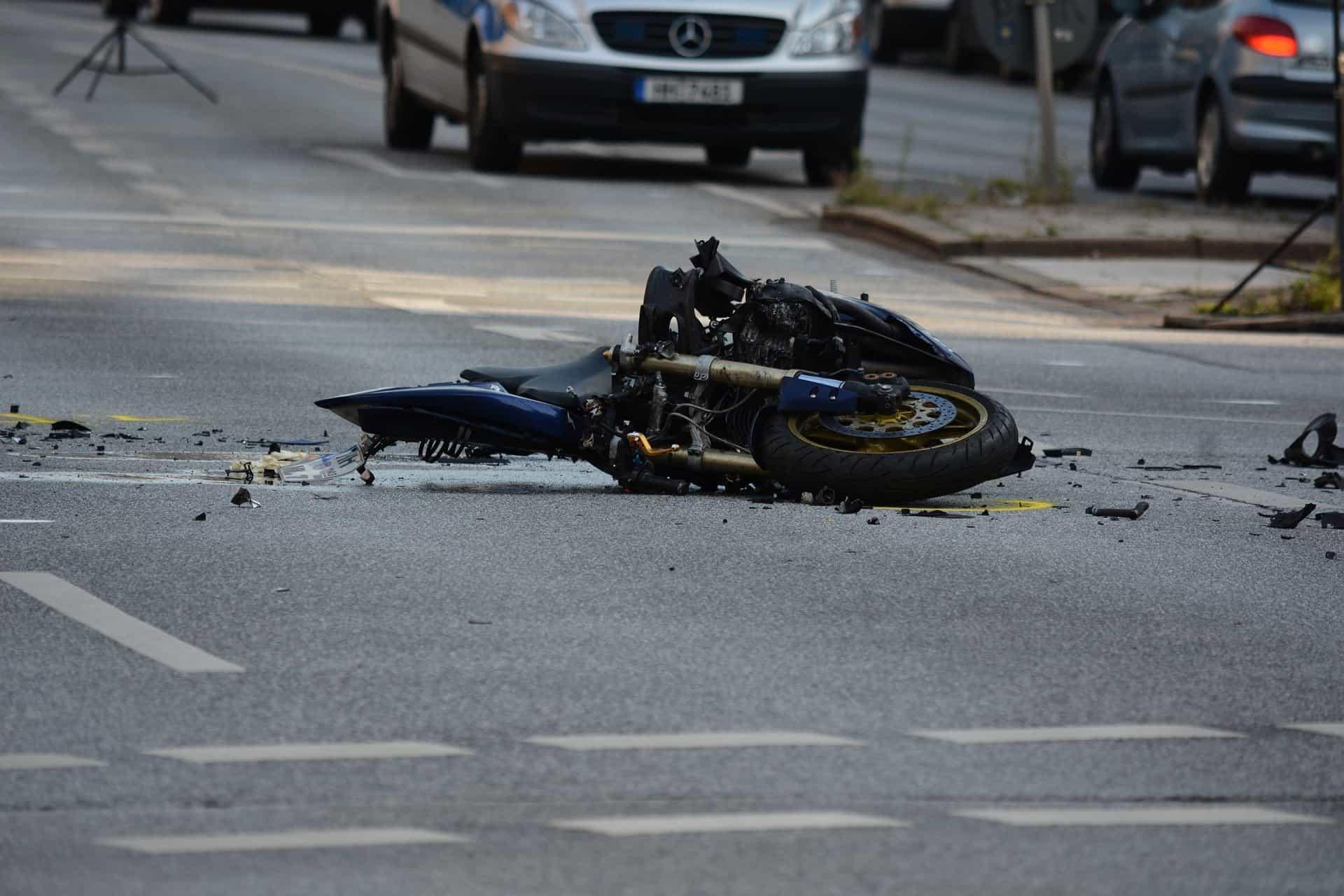 תאונת אופנוע, צילום ארכיון: PIXABAY
