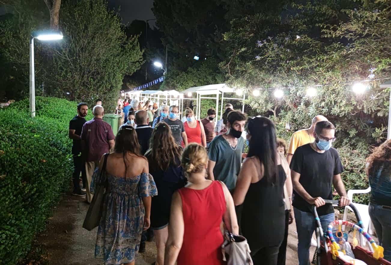פסטיבל הסרטים ה-37 חיפה, קרדיט צילום: חדשות NWS